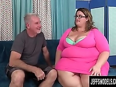 Fetishist Old Man Bangs SSBBW Erin Green