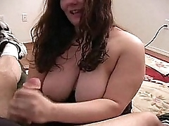 Handjob Honey BBW Amateur MILF