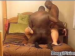Super Sized Mature Gangbang