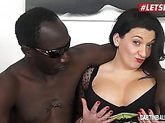 AMATEUR EURO - Slutty Romanian BBW Paola Diamante Smashed Hard By BBC